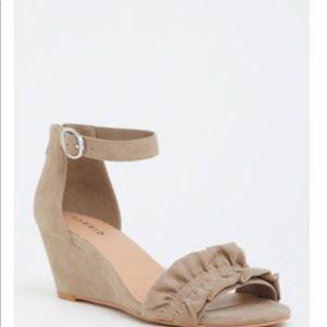Torrid Wedge Sandals